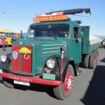 Veine Hoffbergs Scania Drabant -54 klar för start