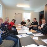 Första årsmötet 2012-02-22